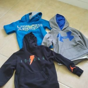 nike and under armour